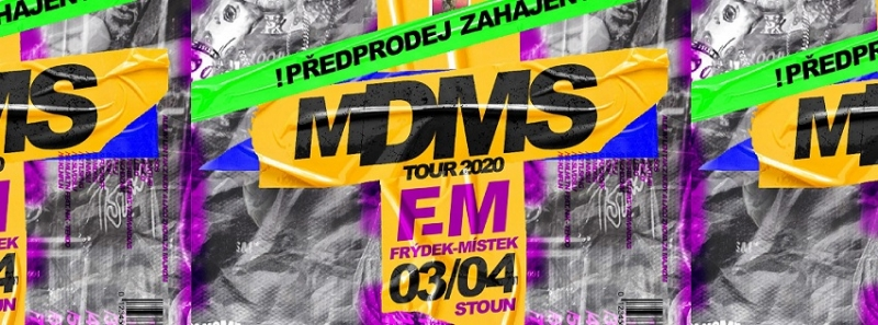 MDMS TOUR 2020 CZ - Separ, Dame, Smart